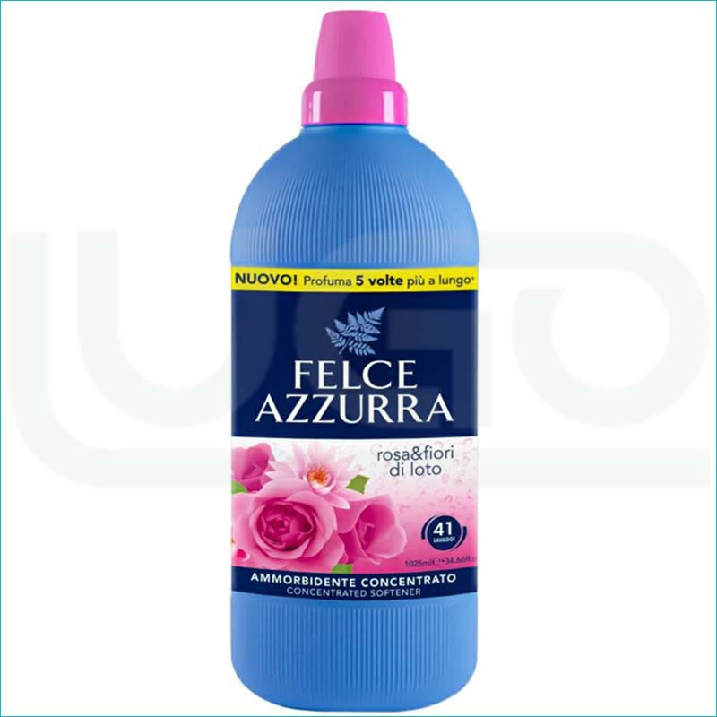 Felce azzurra płyn do płukania 1,025L Rosa & Fiori