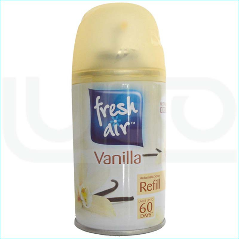 Fresh Air Refil odświeżacz powietrza 250ml Vanille