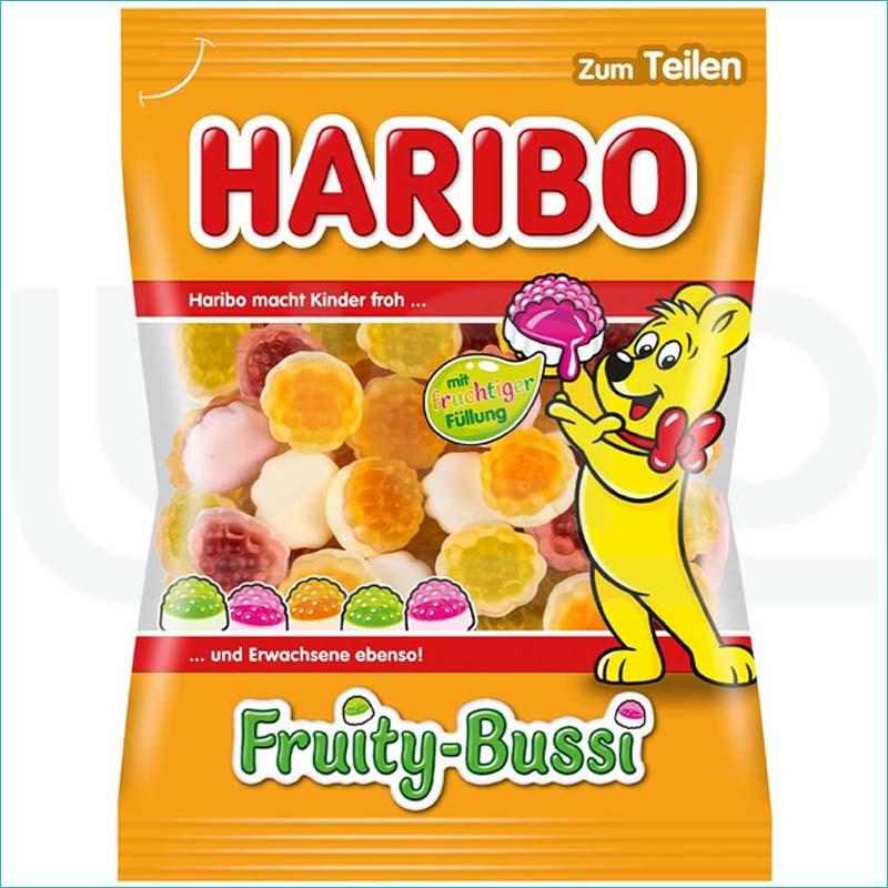 Haribo żelki 200g. Fruity-Bussi