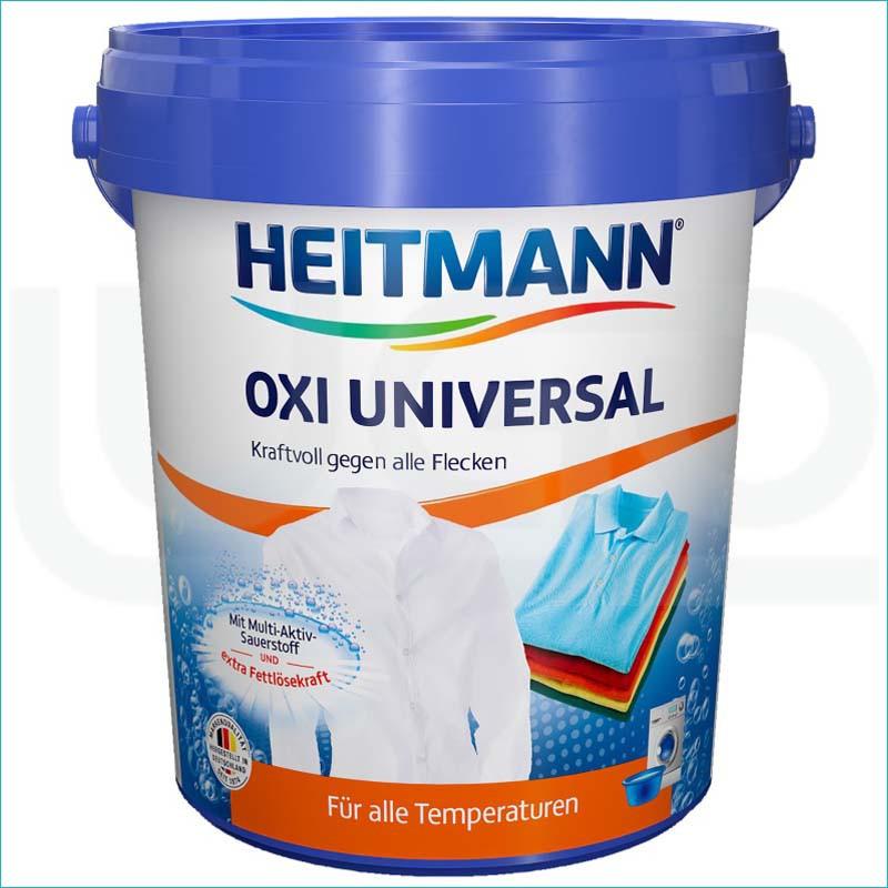 Heitmann OXI odplamiacz w proszku uniwersal 750g.