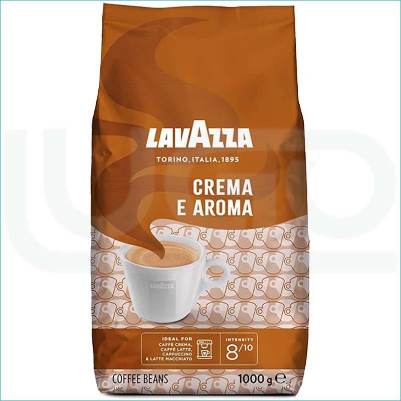 Kawa Lavazza Crema ziarno 1kg.