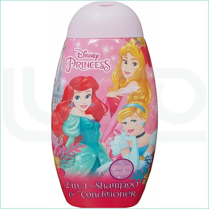 Princess 2w1 szampon do włosów dla dzieci 300ml.