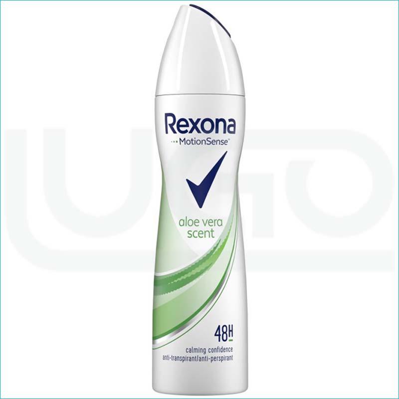 Rexona dezodorant 150ml. Aloe Vera Scent
