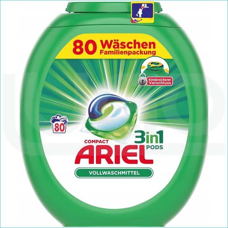 Ariel kapsułki do prania 80szt. Uniwersal