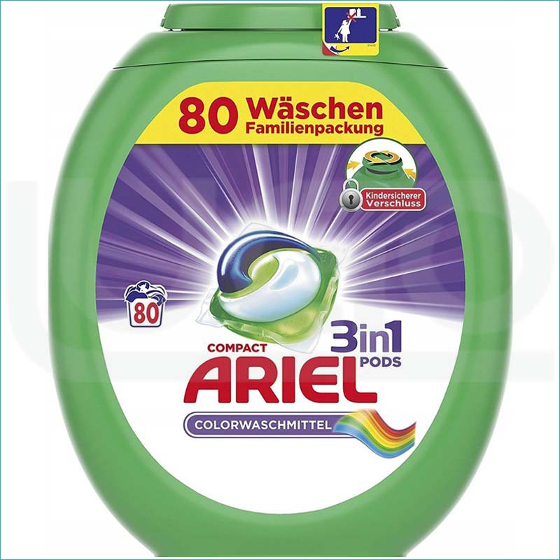 Ariel kapsułki do prania 80szt. Color