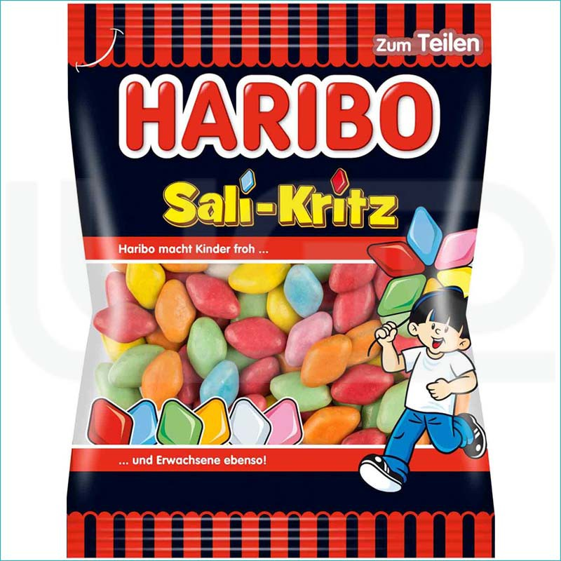 Haribo żelki 175g. Sali-Kritz